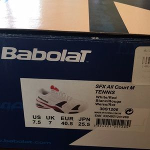 Babolar Shoes - Babolar Tennis shoes